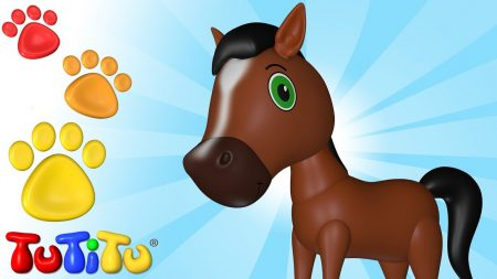 TuTiTu – Paard