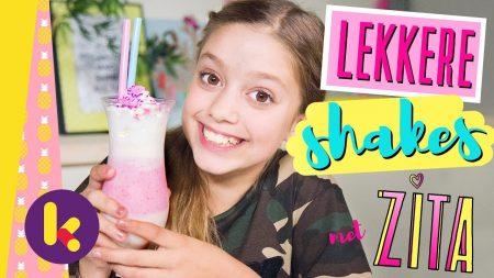 Zita – Lekkere Milkshakes En Smoothies