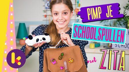 Zita – Pimp Je Schoolspullen
