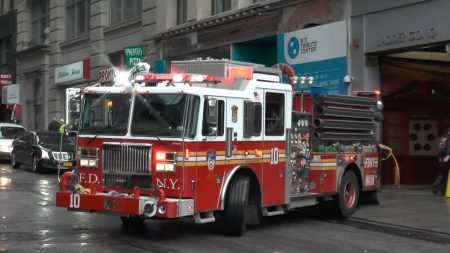 Hulpdiensten – Fire Department Of New York