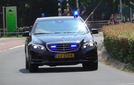 Hulpdiensten – Politie, MICU En Ambulances Met Spoed