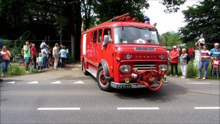 Hulpdiensten – 100 Jarig Bestaan Brandweer Bilthoven
