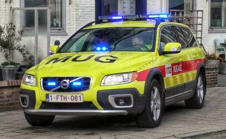 Hulpdiensten – Rescue Vlissingen 2016