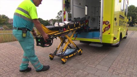 Hulpdiensten – UMCG Ambulancezorg Tigis Ambulance