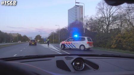 Enzo Knol – We Hebben Politie Achter Ons! – Vlog #1568