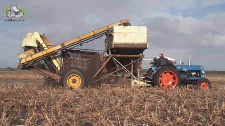 Trekkers – Climax Met Ford Power Major Aan Het Zetmeel Aardappelen Rooien