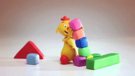 ClayPlay – Blokken (Play-Doh)