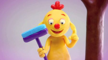 ClayPlay – Bezem (Play-Doh)