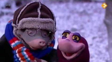 Koekeloere – Kerstkindje, Sporen In De Sneeuw