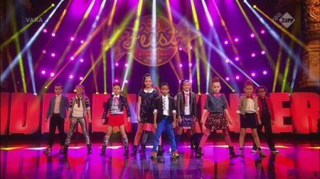 16 nieuwe liedjes toegevoegd aan categorie Kinderen voor Kinderen