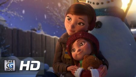 Lily And The Snowman – Korte Film