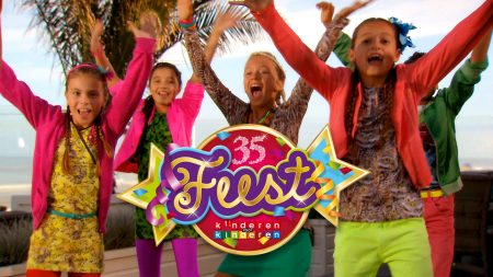 Kinderen voor Kinderen – Feest!