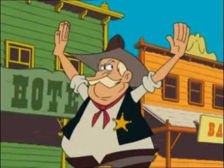 Lucky Luke – Aasgieren Boven De Prairie