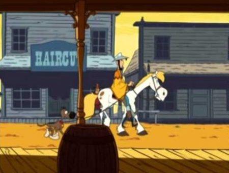 Lucky Luke – Ontmoet Lucky Luke