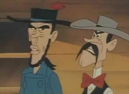 Lucky Luke – Jesse James