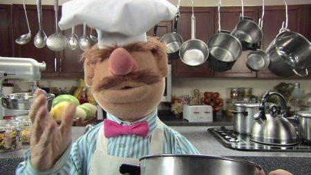 The Muppet Show – The Swedish Chef – Pöpcørn