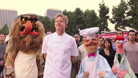 The Muppet Show – The Swedish Chef – Food Fight!