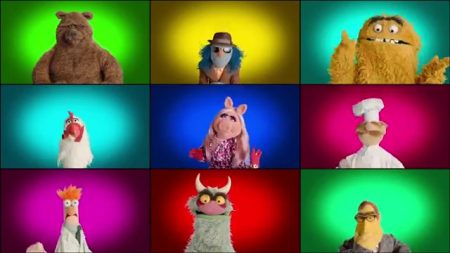 The Muppet Show – The Muppets Sing The Classic Theme From The Muppet Show