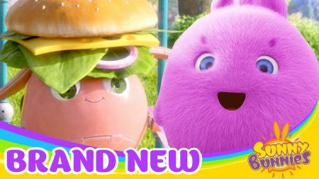 Sunny Bunnies – Hamburgers Maken