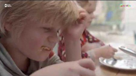Kindertijd – Tycho Bakt Een Roerei