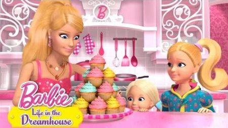 Barbie – Cupcakefestijn
