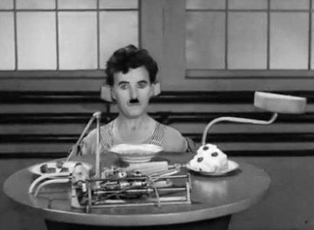 Charlie Chaplin – De Eet Machine