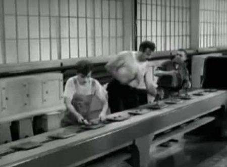 Charlie Chaplin – De Lopende Band