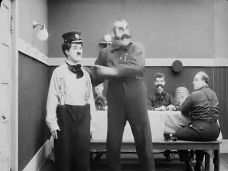 Charlie Chaplin – The Fireman (1916)