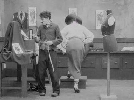 Charlie Chaplin – De Maat Op Meten