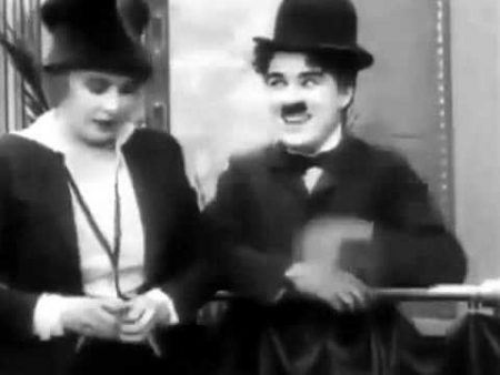 Charlie Chaplin – The Rink