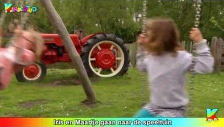 Kindertijd – Iris En Maartje Gaan Naar De Speeltuin