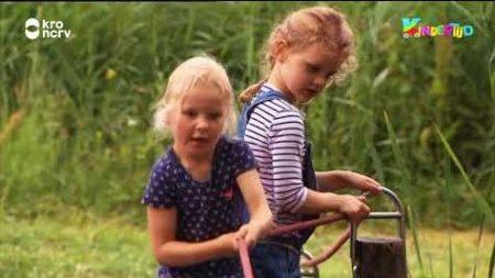 Kindertijd – Jade, Emmeline En Liv Gaan Varen