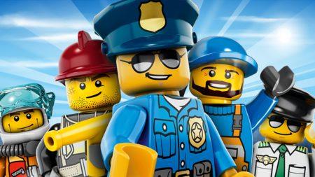 Nieuwe categorie LEGO® City toegevoegd met daarin 12 leuke filmpjes