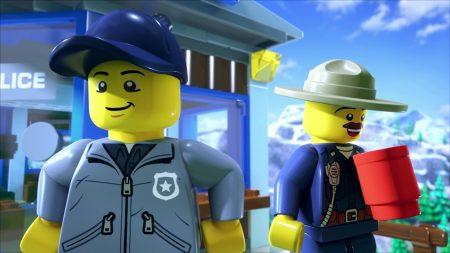 LEGO® City – Berg Politie Waanzin Deel 1