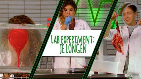Topdoks – Hoe Werken Je Longen? – Lab Experiment