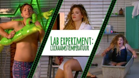 Topdoks – Lichaamstemperatuur Checken – Lab Experiment