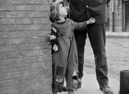 Charlie Chaplin – Het Kind