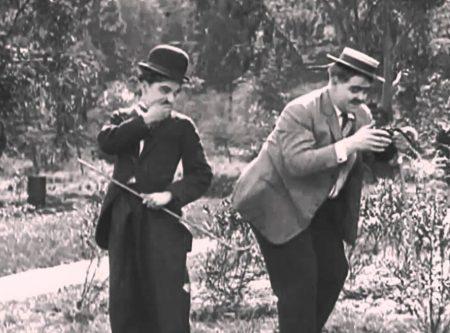 Charlie Chaplin – In Het Park