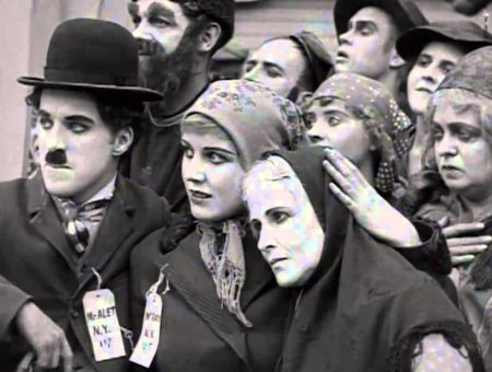 Charlie Chaplin – The Immigrant