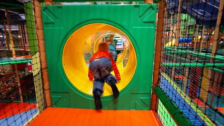 Indoor Speeltuin – Busfabriken Indoor Play