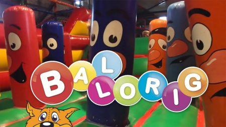 Indoor Speeltuin – Kinderspeelparadijs Ballorig