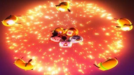 Tsum Tsum – Vuurwerk