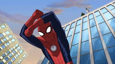 Ultimate Spider-Man – Aangevallen