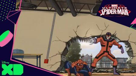 Ultimate Spider-Man – Gevecht Op School