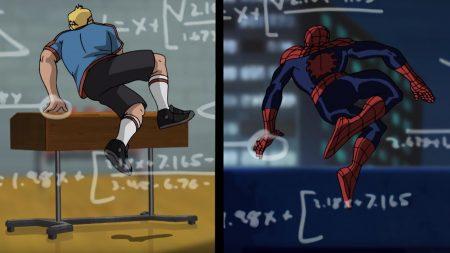 Ultimate Spider-Man – De Nieuwe Gymleraar