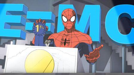 Ultimate Spider-Man – Verrassing