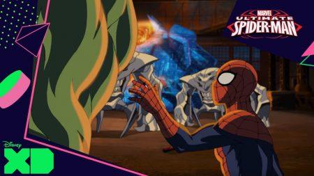 Ultimate Spider-Man – Alien Invasie