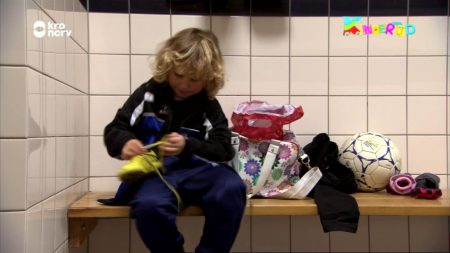 Kindertijd – Fré Houdt Van Voetbal