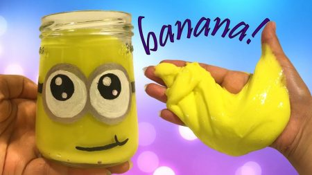 Juf Jannie – Minion slijm! Banana!