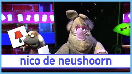 De Boterhamshow – Lampje En Knop – Nico De Neushoorn